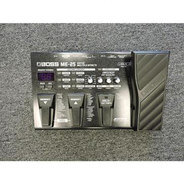Custom Boss ME-25 Multi Effects Guitar Pedal