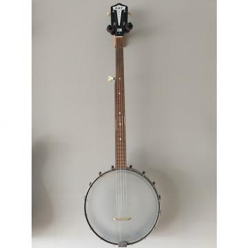 Custom Kay 5 string Banjo 1950's black