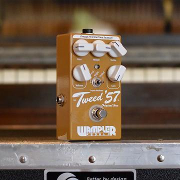 Custom Wampler Tweed '57