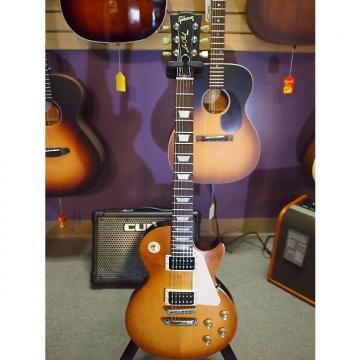 Custom 2016 Gibson Les Paul '50s Tribute Satin Honey Burst with Dark Back