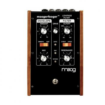 Custom Moog Moogerfooger MF-101 Lowpass Filter - Return