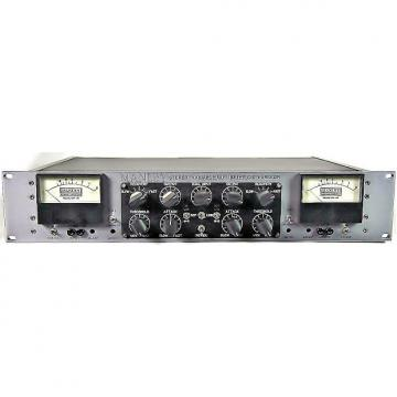 Custom Manley Variable MU Stereo Compressor - Limiter