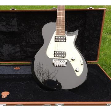 Custom Taylor SolidBody Classic 2008 Black / 2 Full-size Humbuckers / Very Sweet