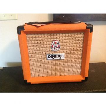 Custom Orange Crush 12 Guitar Combo