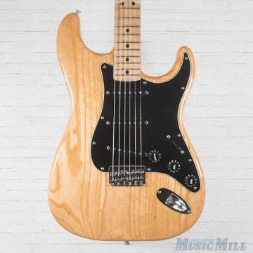 Custom 1979 Fender Stratocaster Hardtail Electric Guitar Natural, Super Clean! w/OHSC