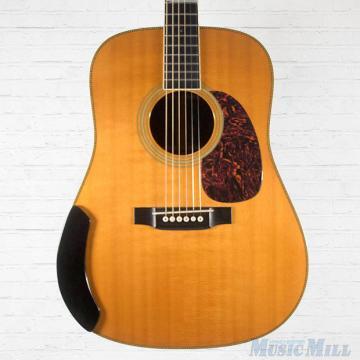 Custom 2003 Martin Custom Shop HD-28V Dreadnought Acoustic Guitar Natural Aging Toner + Bindings! w/OHSC