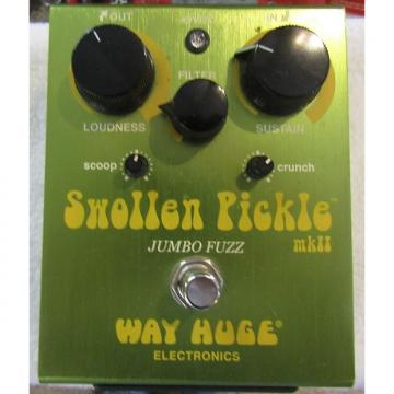 Custom Way Huge Swollen Pickle Jumbo Fuzz MKI