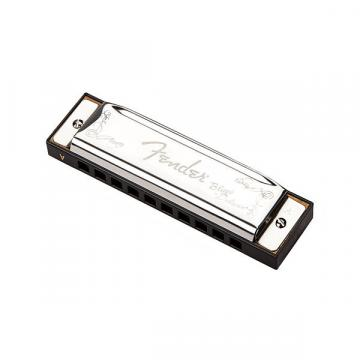 Custom Fender Blues Deluxe Harmonica Key of A