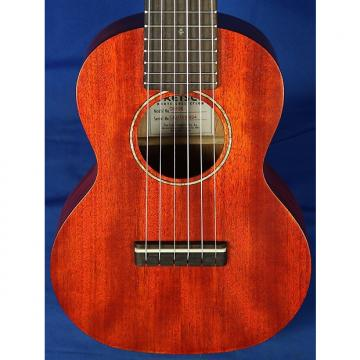 Custom Gretsch G-9126 G9126 6-String Guitar Ukulele Mahogany Uke w/ Padded Gig Bag Natural