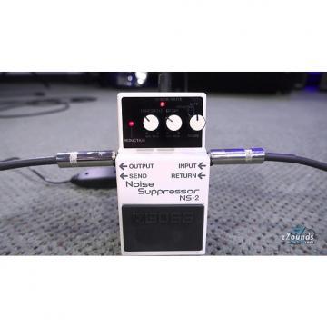 Custom Boss NS-2 Noise Suppressor