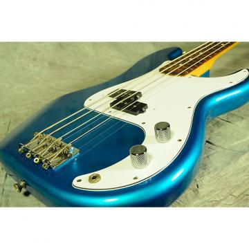 Custom Fender Japan PB-43 Lake Placid Blue