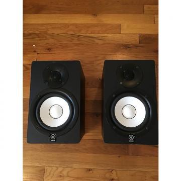 Custom Yamaha HS50M Powered Studio Monitor (Pair) Black