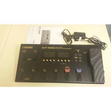 Custom Boss GT-100 Effects Processor