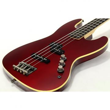Custom Fender Japan Aerodyne Jazz Bass 72 Old Candy Apple Red