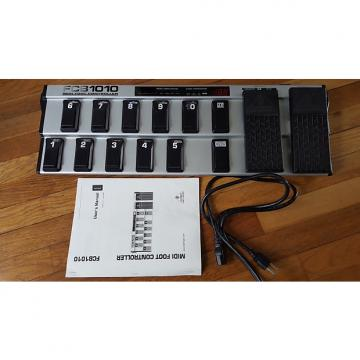 Custom Behringer FCB1010 Midi Foot Control Board Free Shipping