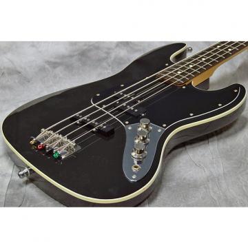Custom Fender Japan Aerodyne Jazz Bass Black