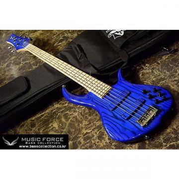 Custom F-Bass BN5 2014 Blue Burst Gloss