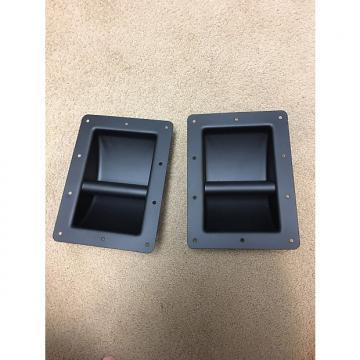 Custom Metal amp combo handles Speaker cabinet Black