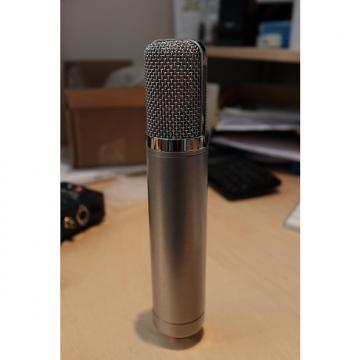Custom C12 / M251 Tube Condenser Microphone (AKG Clone) with Shock Mount & Power Supply