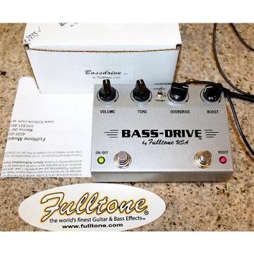Custom Fulltone Bass-Drive Overdrive & Boost Original packaging #2733
