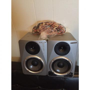 Custom M-Audio Studiophile DX4 studio monitors speakers active powered