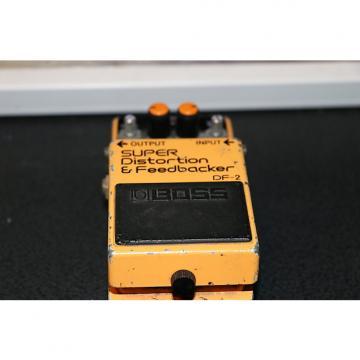Custom Boss  DF-2 Super Feedbacker and Distortion