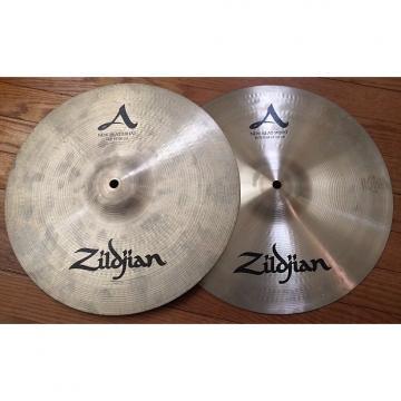 """Custom Zildjian A New Beat Hi Hat 14"""" Cymbals 1034/1450 Grams"""