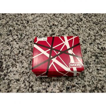 Custom MXR EVH PHASE 90  Evh Phase 90  2017  Red White Black Stripes