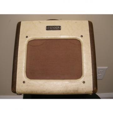 Custom Vintage 1951-1952 Fender Champion 600  Tube Amp - 2 Tone - Very Clean Example!