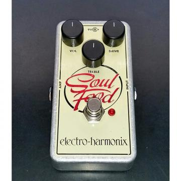 Custom Electro-Harmonix Soul Food Overdrive Klon Clone Transparent