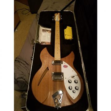 Custom Rickenbacker 330w 2015 Walnut
