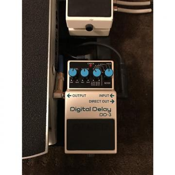 Custom Boss DD-3 Digital delay