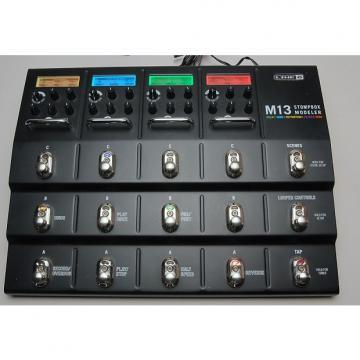 Custom Line 6 M13 Stompbox Modeler