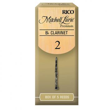 Custom Mitchell Lurie Premium Clarinet Reed - 2
