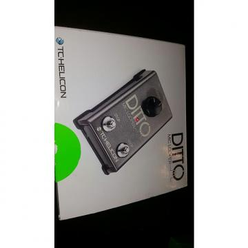 Custom Tc Helicon  Ditto Mic Looper  2017 Grey