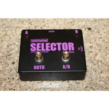 Custom Whirlwind Selector Active A/B Switch Box BE$T Online Price!
