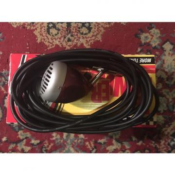 Custom Digital Reference Red Howler Harmonica Mic