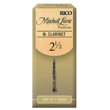 Custom Mitchell Lurie Premium Clarinet Reed - 2.5