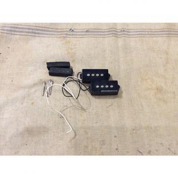 Custom Used Basslines SPB-3 Quarter Pound for P-Bass