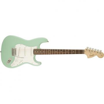 Custom Squier Affinity Stratocaster Surf Green