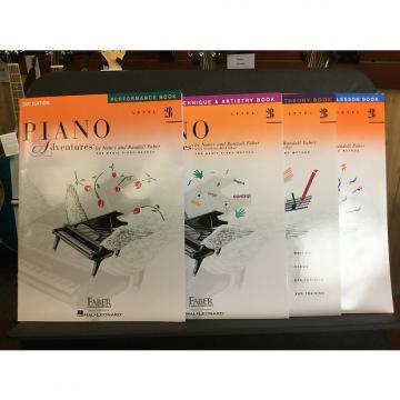 Custom Piano Adventures Level 2B - Technique & Artistry