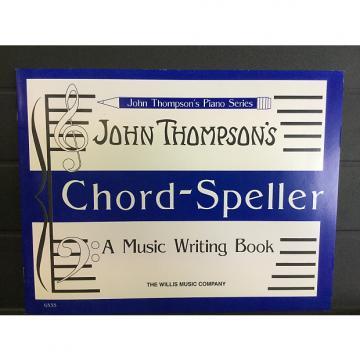 Custom John Thompson's Chord-Speller