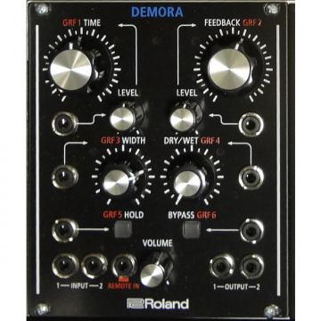 Custom Roland Demora 2016 Eurorack module