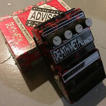 Custom DOD Fx86 Death Metal 1990s