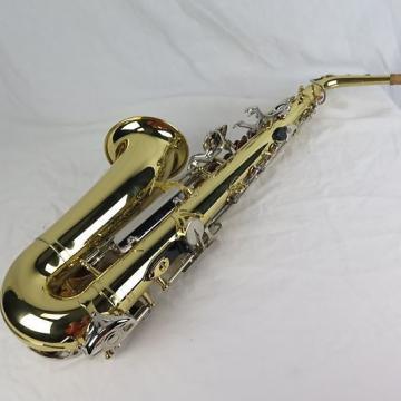 Custom Yamaha YAS-200AD Alto Saxophone