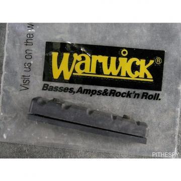 Custom NEW WARWICK LEFT HANDED JUST A NUT III 5 STRING BASS THUMB CORVETTE STREAMER