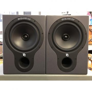 Custom Equator Audio D8 Black