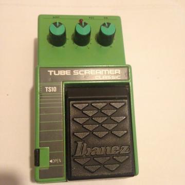 Custom Ibanez TS-10 Tube Screamer Classic