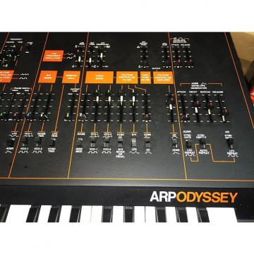 Custom ARP Odyssey MKIII 2823 ORIGINAL. Not reissue. calibrated and tech'd 1979