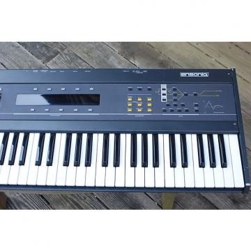 Custom Ensoniq ESQ-1 with extended sequencer memory Grey
